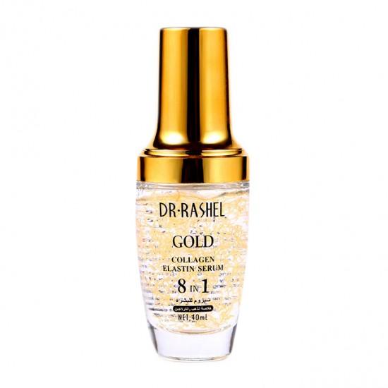 Gold collagen Elastin serum