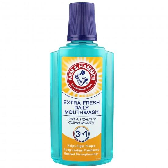Extra fresh daily mouthwash