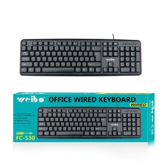 fc-530 wired keyboard